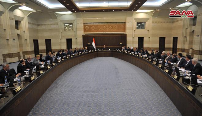 سوريا تعلق  الزيارات والرحلات مع العراق والأردن  ودول ينتشر فيها فيروس كورونا المستجد