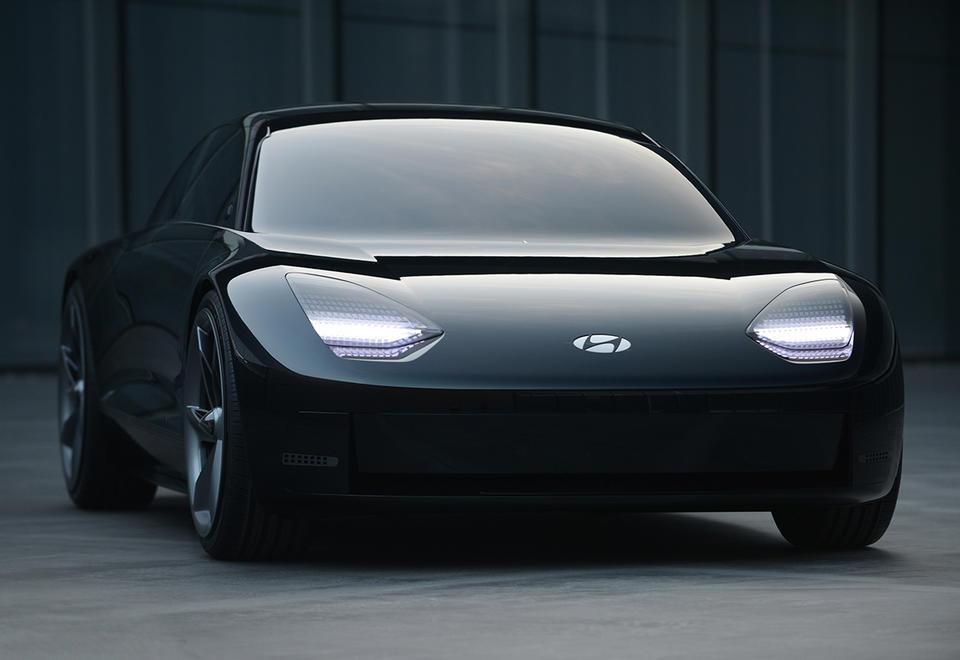التصميم الجديد للسيارات الكهربائية المستقبلية من هيونداي