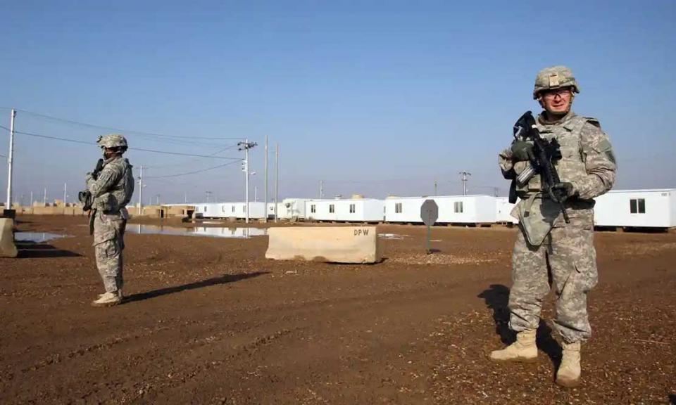 مقتل جنديين أميركي وبريطاني ومتعاقد أميركي في هجوم  ببغداد