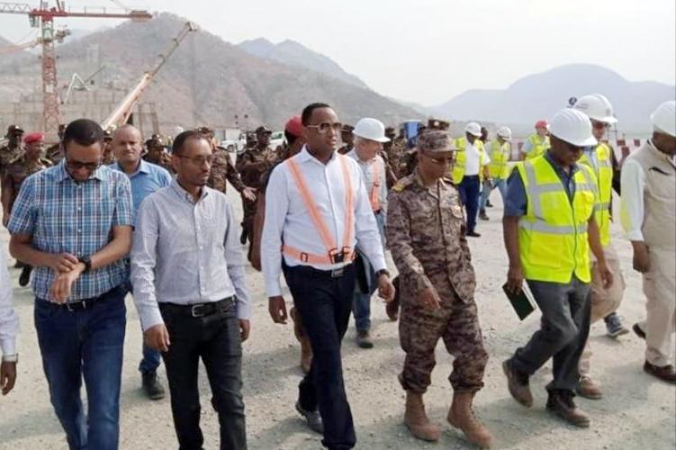 أثيوبيا تلمح لاستعدادها العسكري لصد اي هجوم مصري لتدمير سد النهضة