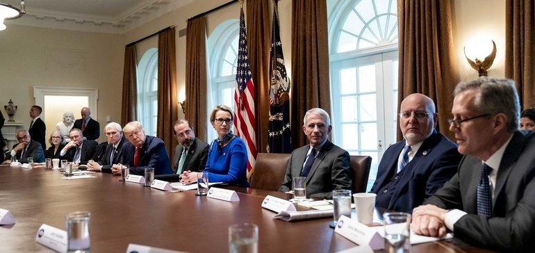 ألمانيا  تعقد اجتماع أزمة لبحث مساعي أمريكية لاحتكار لقاح شركة ألمانية لإنتاج لقاح حصري مضاد لكورونا