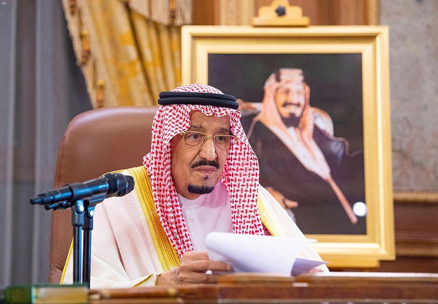 الملك السعودي أجرى عملية جراحية ناجحة بالمنظار لاستئصال المرارة