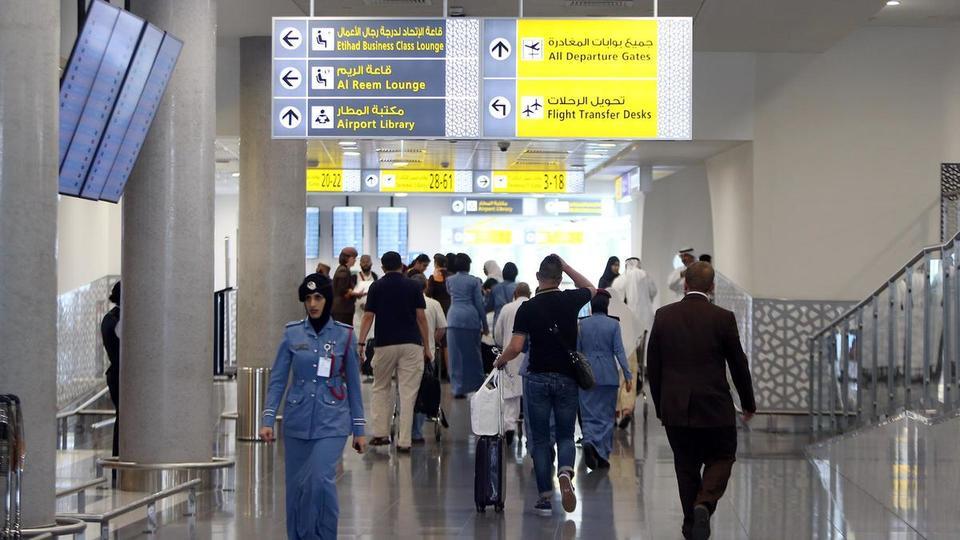 مطار أبوظبي ينقل عدداً من الرحلات من المبنى 1 إلى المبنى 3 مؤقتاً