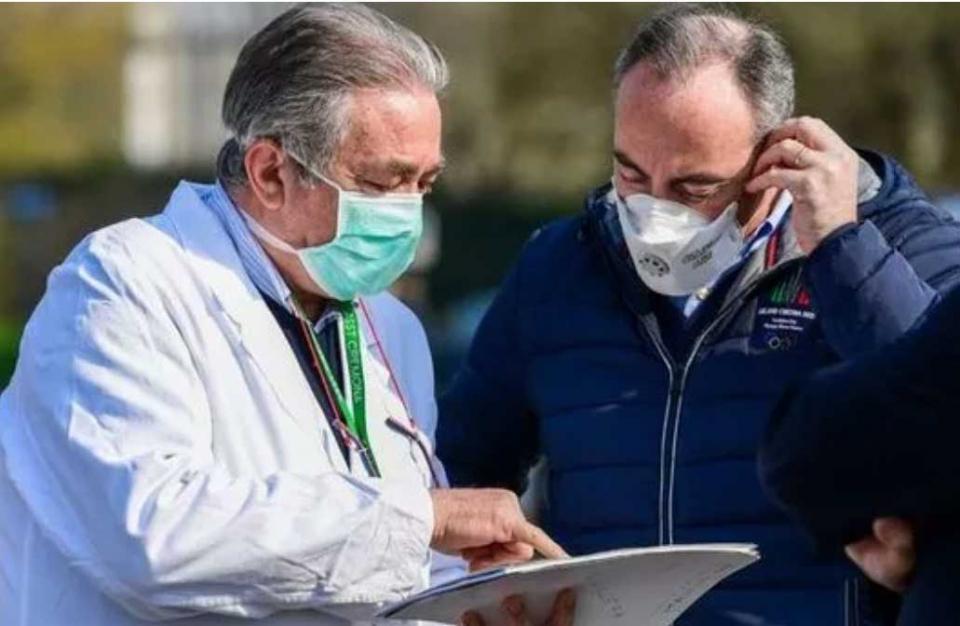 أطباء  يتخذون قرارات الحياة أو الموت ضد من تجاوز 60 عاما المصابين بفيروس كورونا المستجد