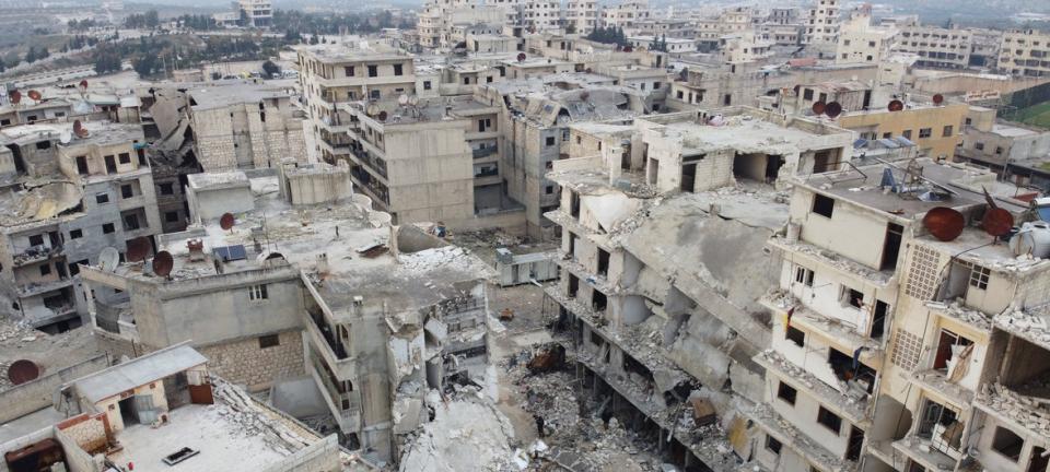 التحذير من انتشار وباء كورونا المستجد بين 6 ملايين من النازحين في سوريا