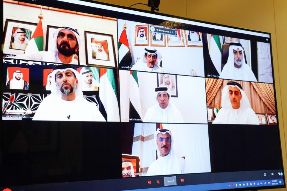 الإمارات: اعفاء حتى نهاية العام من غرامات الإقامة