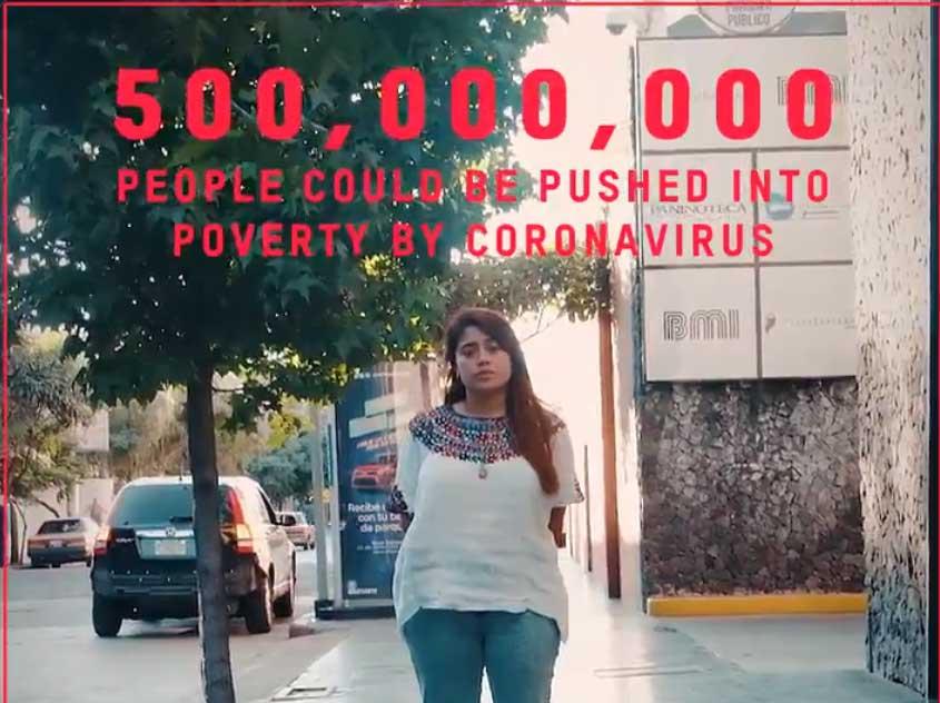 أكثر من نصف سكان العالم قد يصبحون تحت خط الفقر مع انتهاء وباء كورونا