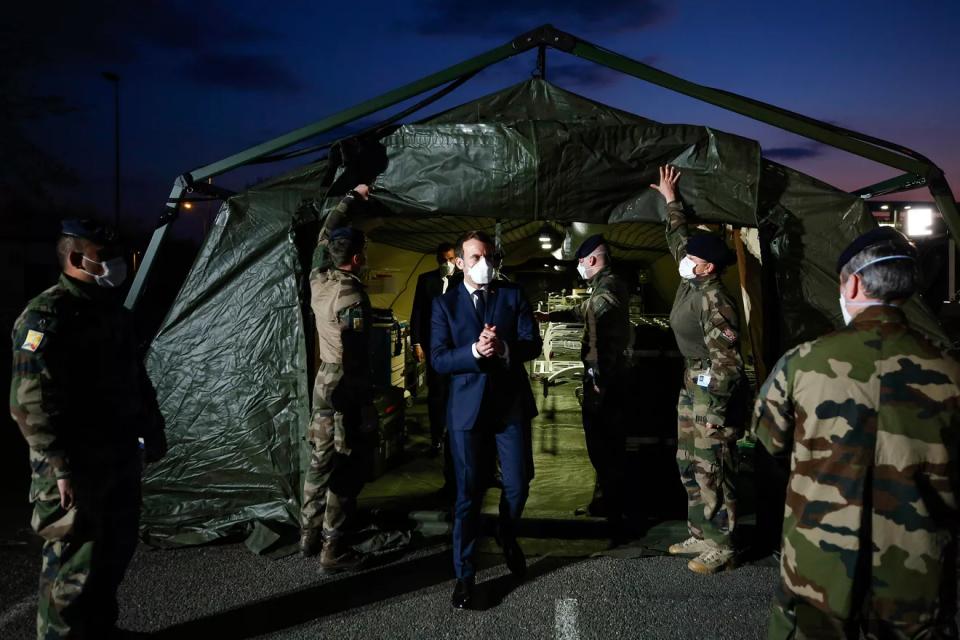 فرنسا، رابع دولة تسجل أكثر من 15 ألف وفاة بفيروس كورونا