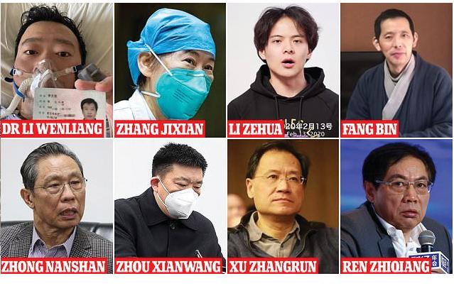 6 تريليونات دولار مطالب دعوى قضائية ضد الصين بسبب فيروس كورونا المستجد
