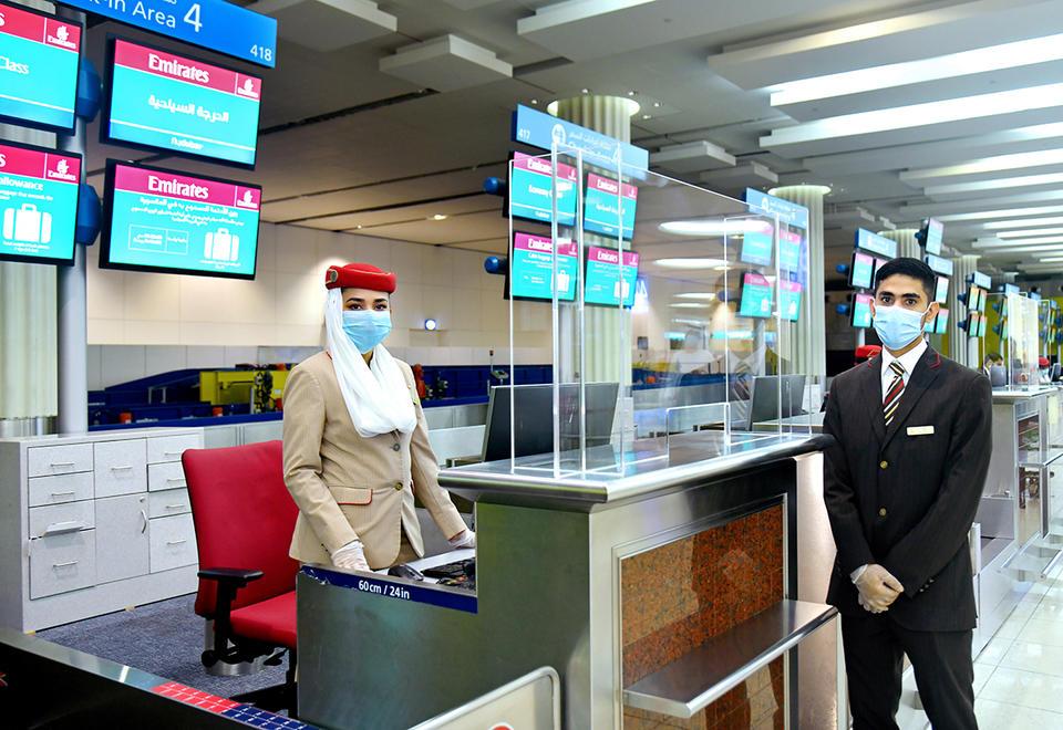دبي: شهادة خلو من كوفيد 19 إلزامية لجميع المغادرين لمطارات دبي