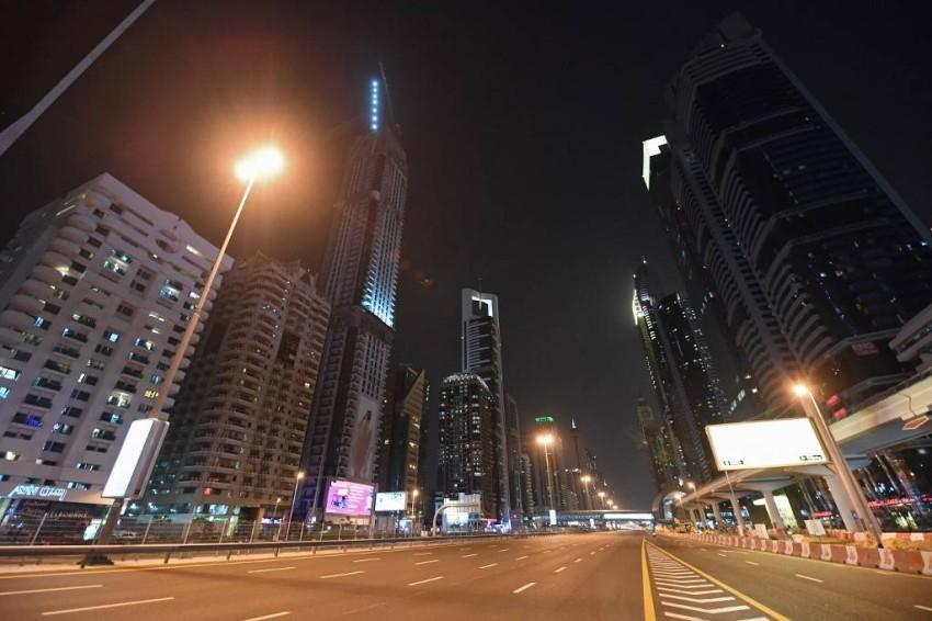 حوالي 53 ألف مخالفة حررتها شرطة دبي أثناء برنامج التعقيم الوطني
