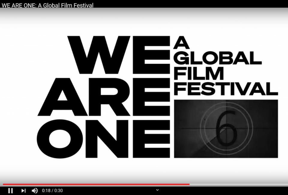 شاهد مجانا أفلام أكثر من 20 مهرجانا سينمائيا في العالم على موقع يوتيوب