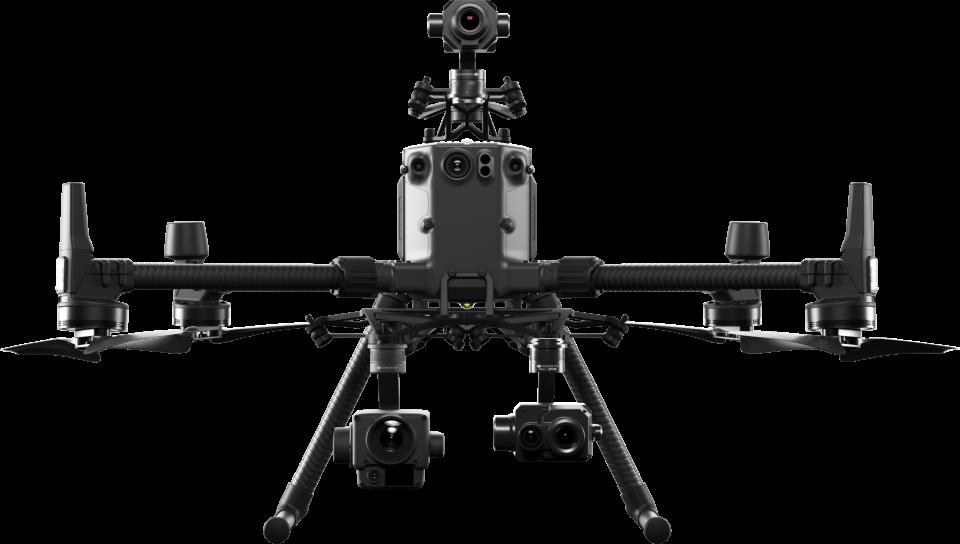 شاهد المهام المتقدمة للطائرات المسيرة في قطاعات الصناعة وغيرها