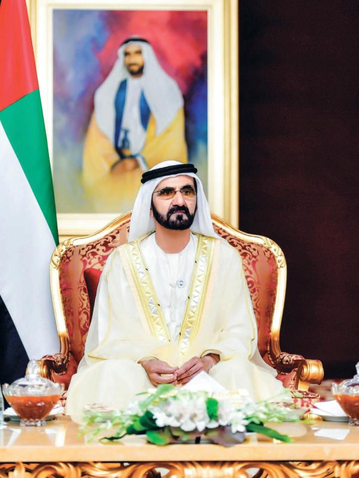 الشيخ محمد بن راشد: اختلف العيد... وبقيت المودة والمحبة