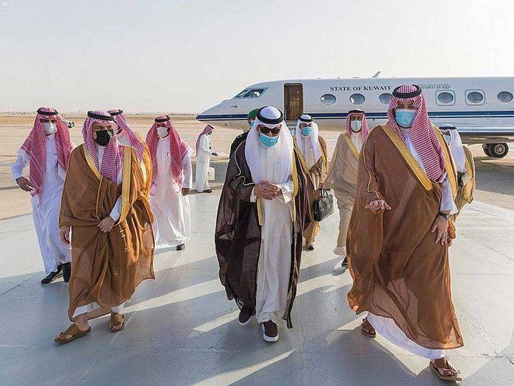 نشاط دبلوماسي خليجي في السعودية