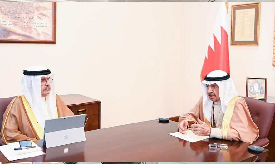 البحرين : تمويل طارئ بقيمة 470.7 مليون دولار أمريكي لمحاربة فيروس كوفيد-19