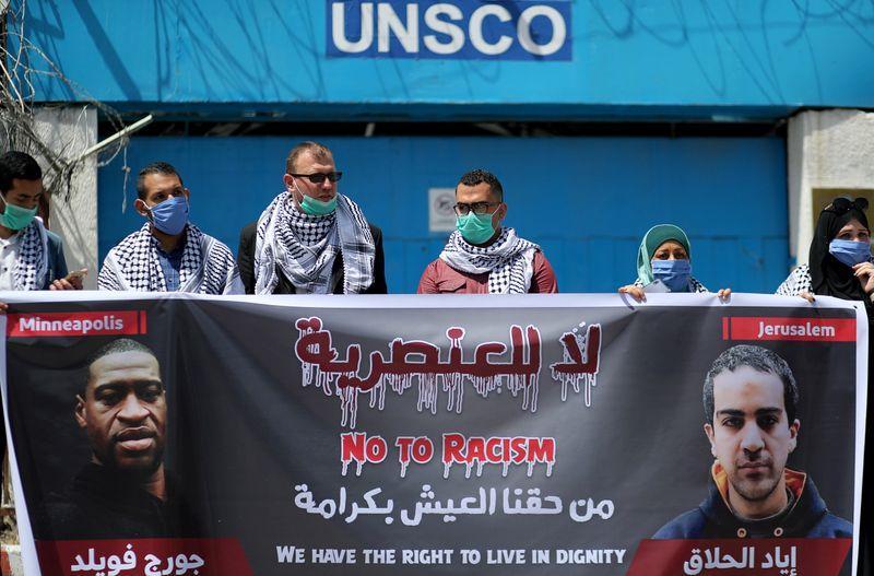 قتل شاب فلسطيني مصاب بالتوحد بنيران الشرطة الإسرائيلية يدفع لتشبيهه بجورج فلويد