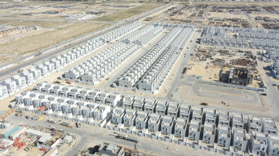 """بيع كامل الوحدات السكنية في مشروع """"نساج تاون"""" في الدمام في المرحلة الأولى"""