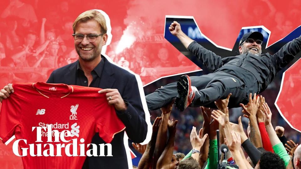 ليفربول يتوج رسميا بلقب الدوري الإنجليزي للمرة التاسعة عشرة في تاريخه