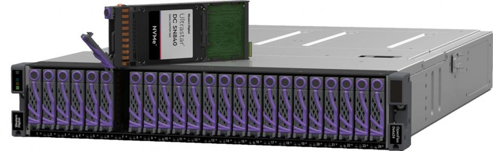 حلول التخزين المتقدمة من ويسترن ديجيتال توفر أساساً للجيل التالي من البنية التحتية المرنة للبيانات