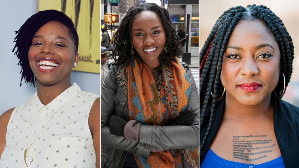 ثلاث نساء يغيرن العالم الأن