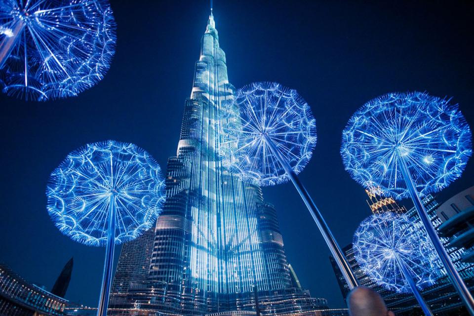 مفاجآت صيف دبي تعود في موسمها الـ 23