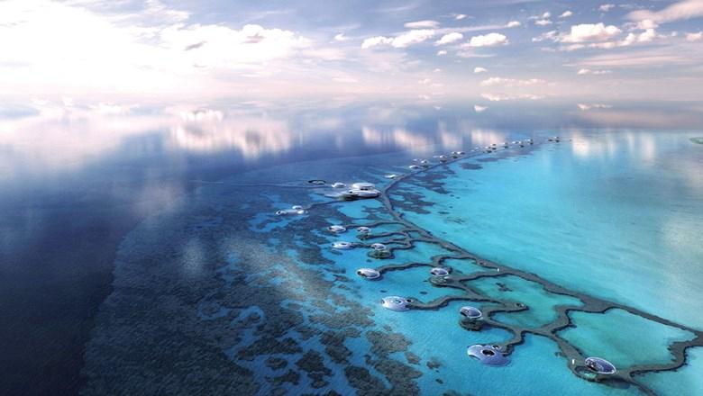 مشروع البحر الأحمر في السعودية سيستقبل السياح بنهاية 2022