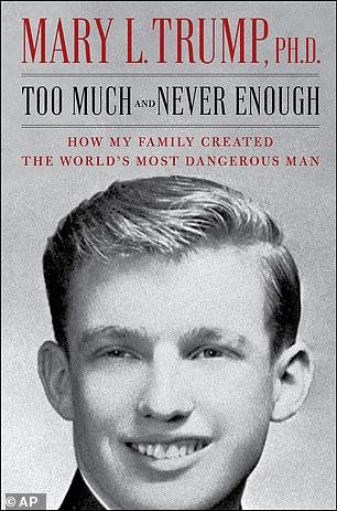 تقديم موعد نشر كتاب يكشف أسرار الرئيس الأمريكي العائلية