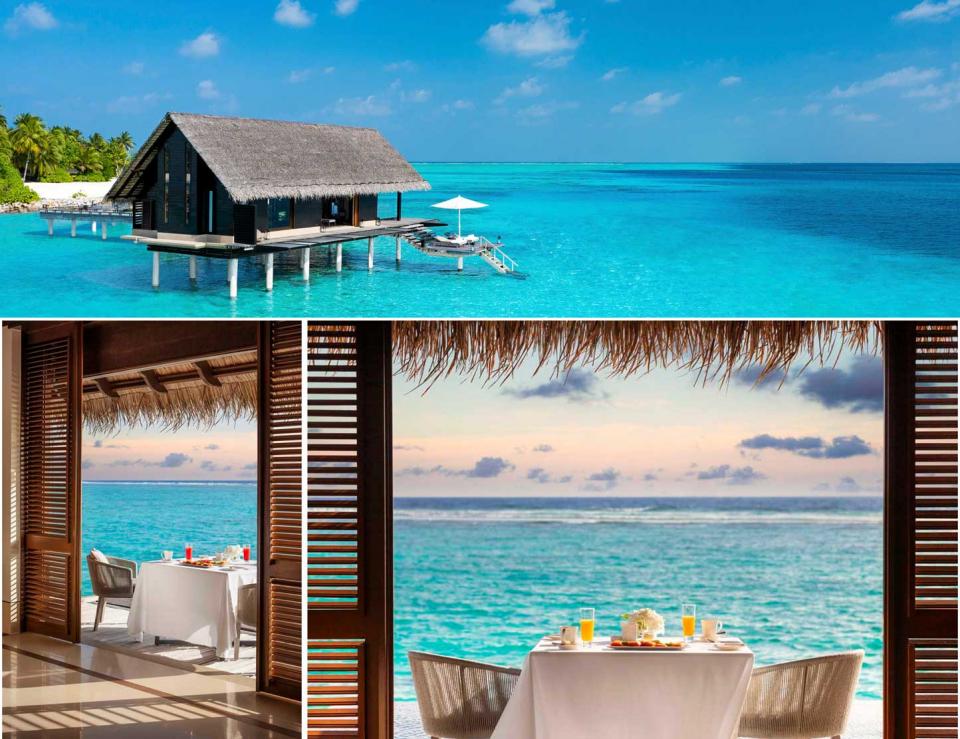بقرابة 1500 دولار بالليلة، منتجع ون آند أونلي ريثي راه في المالديف يقدم عروضا للعمل عن بعد!