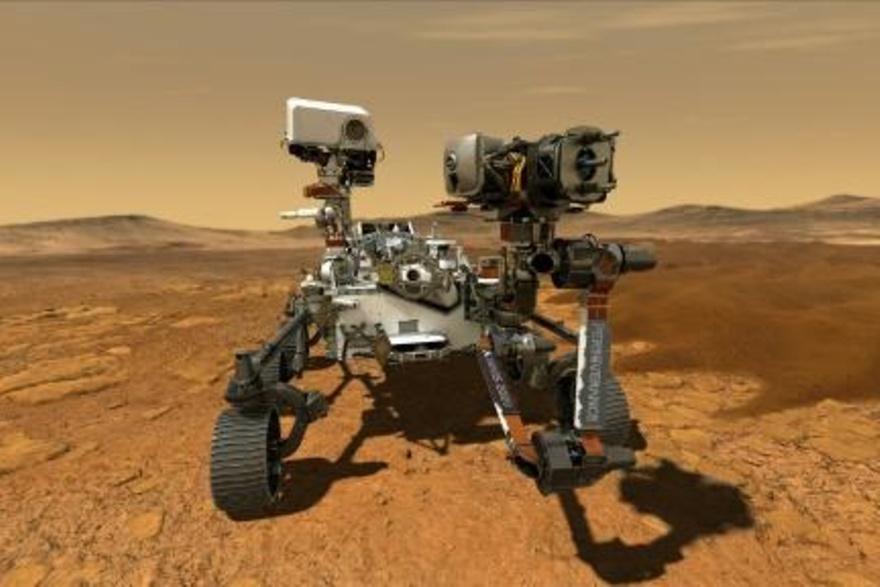 """مسبار """"الأمل"""" يحمل الإمارات للمريخ في أول رحلة عربية للكوكب الاحمر"""