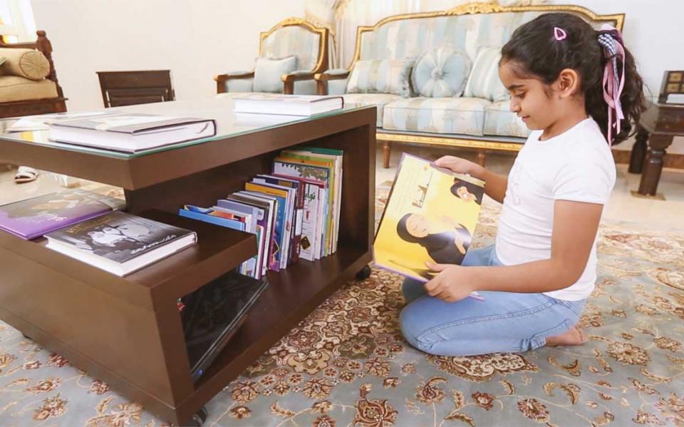 10 نصائح أساسية ومبتكرة لتنشئة أسرة قارئة للمحافظة على قوة الثقافة العربية وقيمها