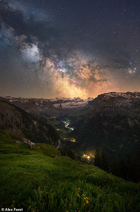 صور طبيعية أقرب لعالم الخيال