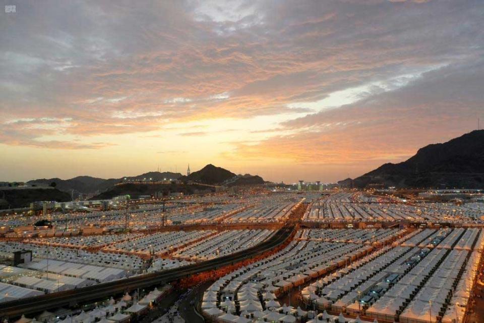 مناسك الحج في السعودية تنطلق لقرابة 10 آلاف حاج