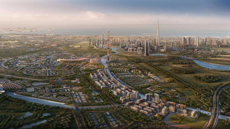 دبي: استثمارات عقارية جديدة تتجاوز 3.5 مليار درهم لشركة عزيزي