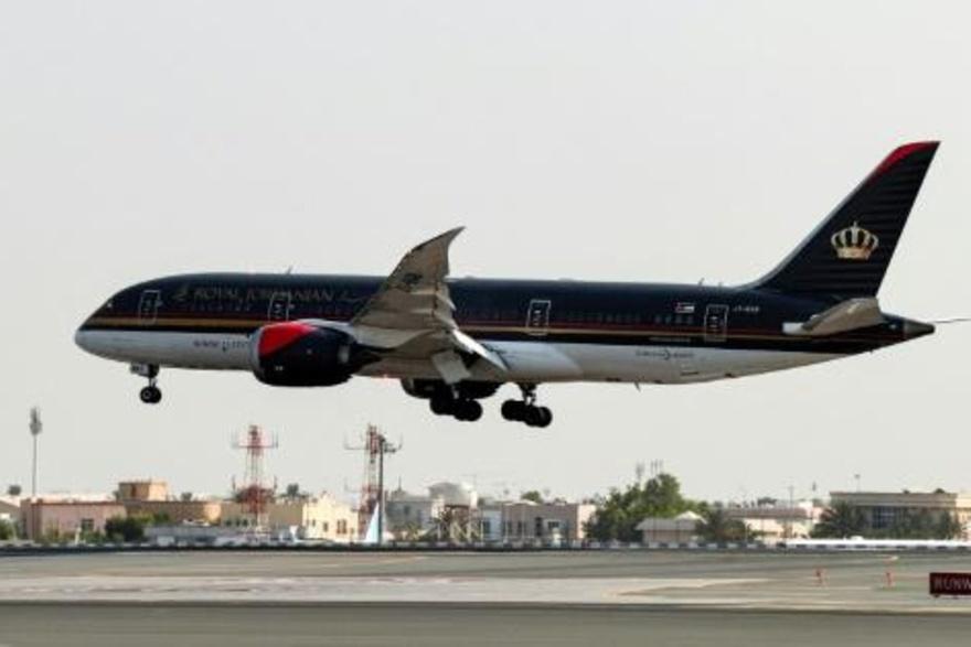 الأردنية تستأنف رحلاتها السبت الى خمس دول