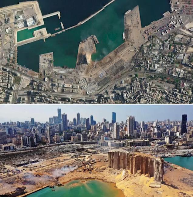 البنك الدولي يقول إنه مستعد لتعبئة تمويل من أجل تعافي لبنان بعد الانفجار
