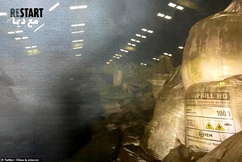 خبراء يحذرون: انفجار بيروت جرس إنذار من مخاطر نترات الأمونيوم