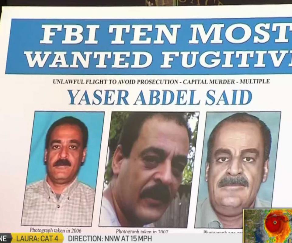 اعتقال مصري كان ضمن أخطر 10 مطلوبين في أميركا